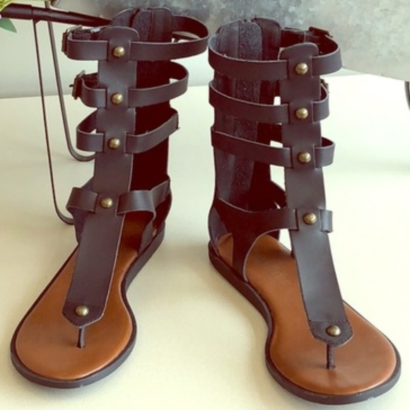 86247d42a1f Mudd Shoes - Gladiator Sandals